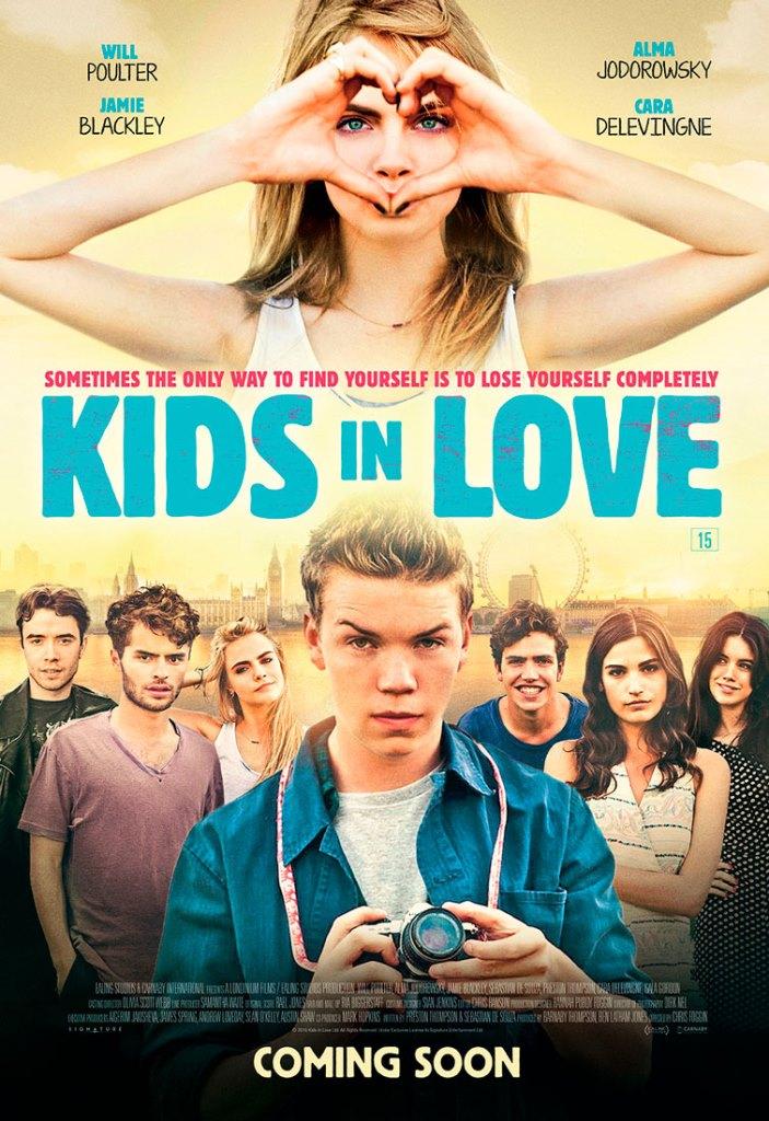 Kids in Love (2016) HD 1080p Latino