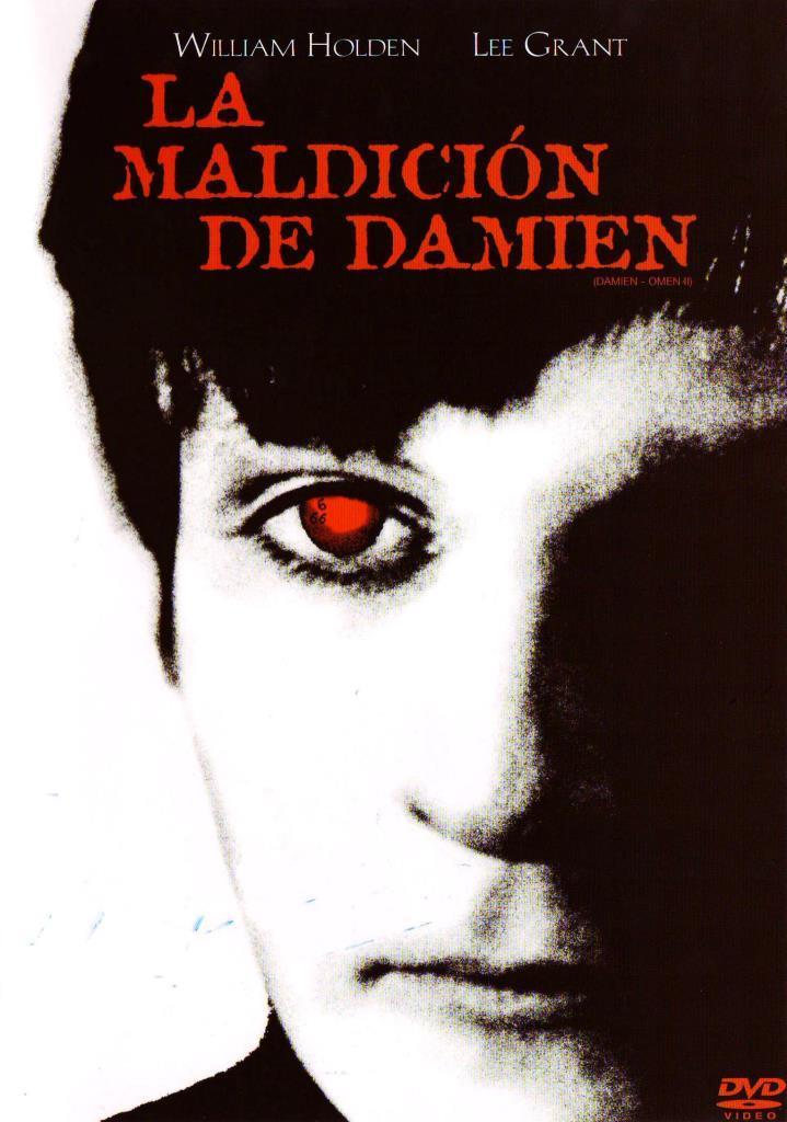 La maldición de Damien (1978) HD 1080p Latino