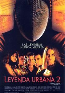 Leyenda urbana 2 (2000) HD 1080p Latino