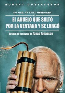 El abuelo que saltó por la ventana y se largó (2013) HD 1080p Latino