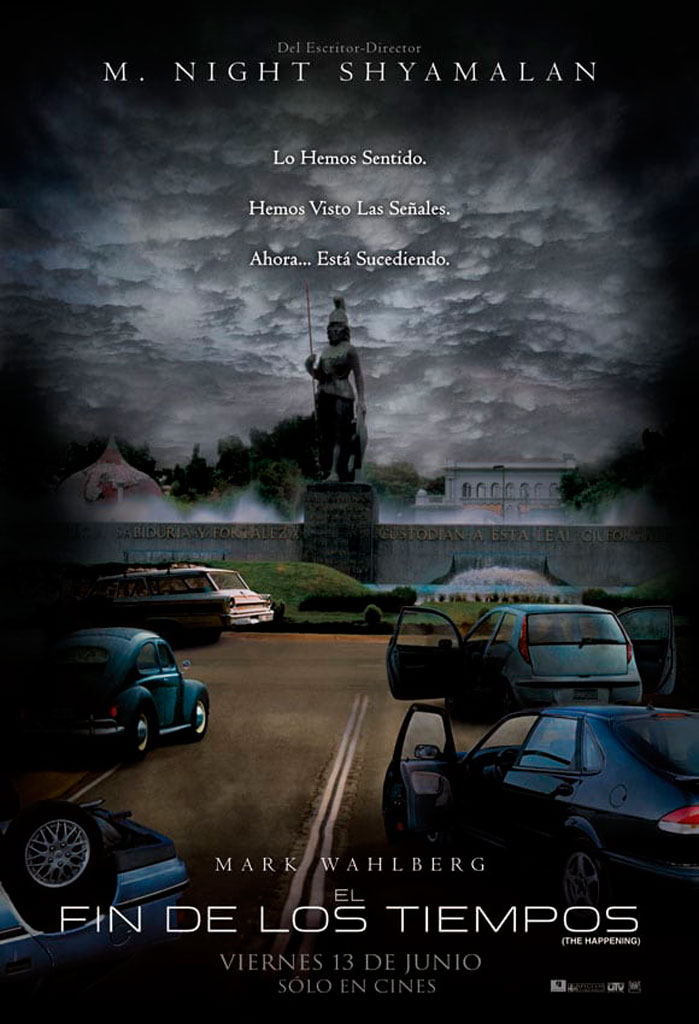 Ver Película El Fin De Los Tiempos 2008 Hd 1080p Latino Online Vere Peliculas