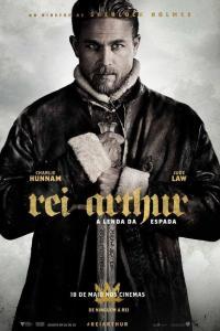 Rey Arturo: La leyenda de Excalibur (2017) HD 1080p Latino