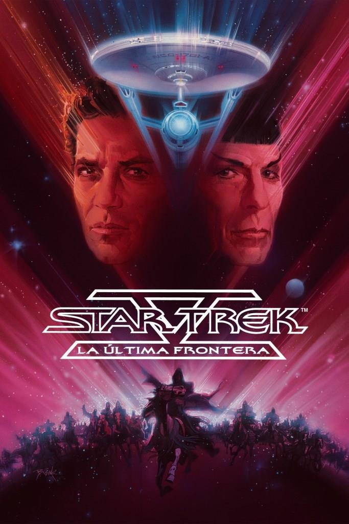Star Trek V: La última frontera (1989) HD 1080p Latino