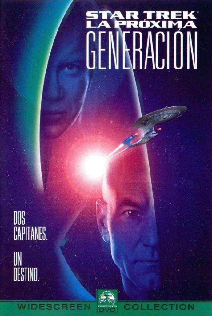 Star Trek VII: La próxima generación (1994) HD 1080p Latino