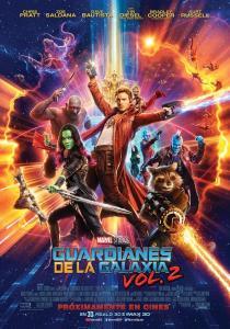 Guardianes de la galaxia Vol. 2 (2017) HD 1080p Latino