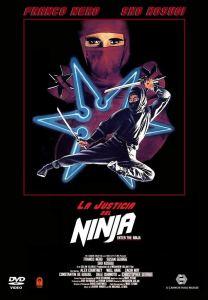La justicia del ninja (1981) HD 1080p Latino