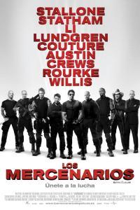 Los mercenarios (2010) HD 1080p Latino
