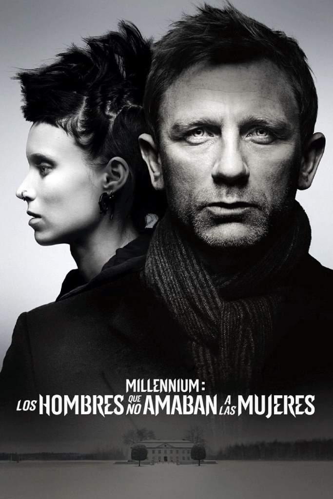 Millennium: Los hombres que no amaban a las mujeres (2011) HD 1080p latino