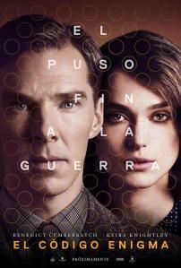 El código Enigma (2014) HD 1080p Latino