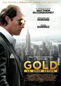Gold, la gran estafa (2016) HD 1080p Latino