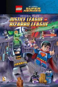 LEGO DC Comics Super Heroes: La Liga de la Justicia contra la Liga de Bizarro