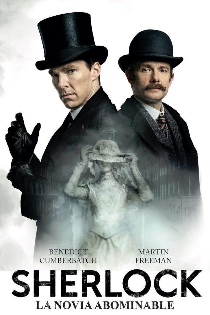 Sherlock: La novia abominable (2016) HD 1080p Latino