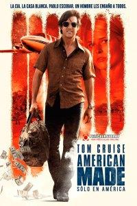 Barry Seal: Sólo en América (2017) HD 1080p Latino