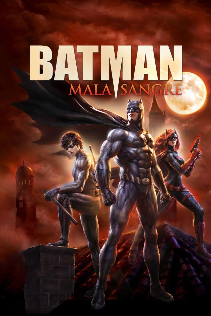 Batman: Mala sangre (2016) HD 1080p Latino