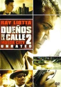 Dueños de la calle 2: Motor city (2011) DVD-Rip Castellano