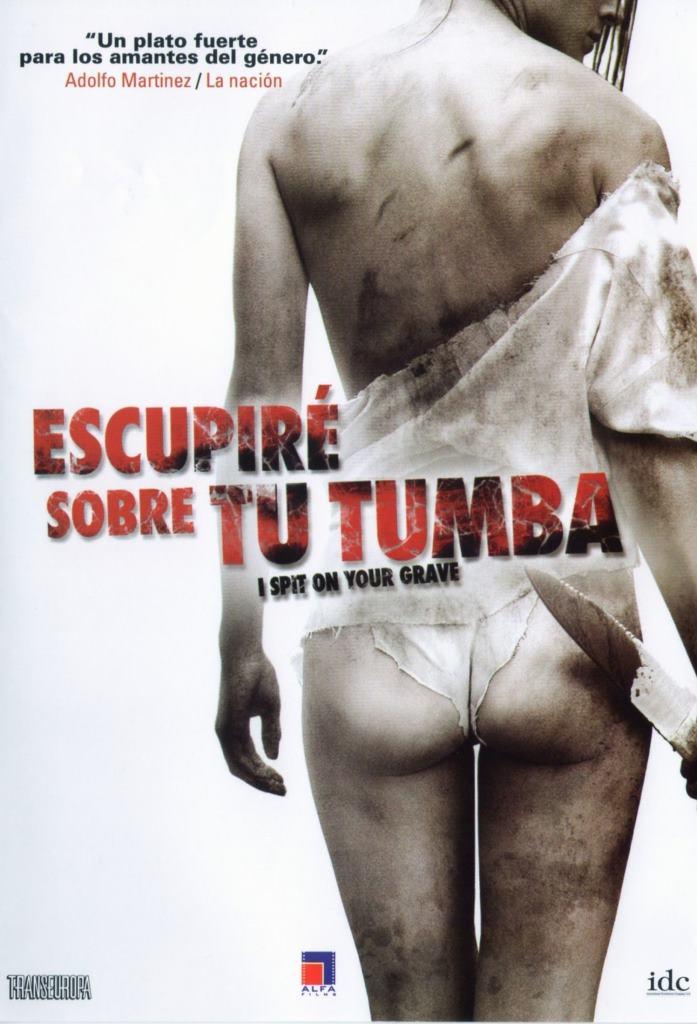 Escupiré sobre tu tumba (2010) HD 1080p Latino