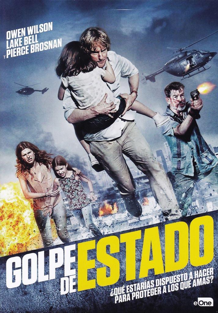 Golpe de Estado (2015) HD 1080p Latino