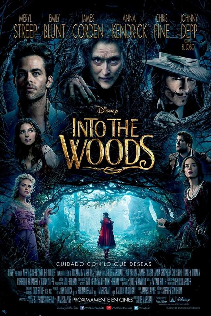 Into the Woods (2014) HD 1080p Latino