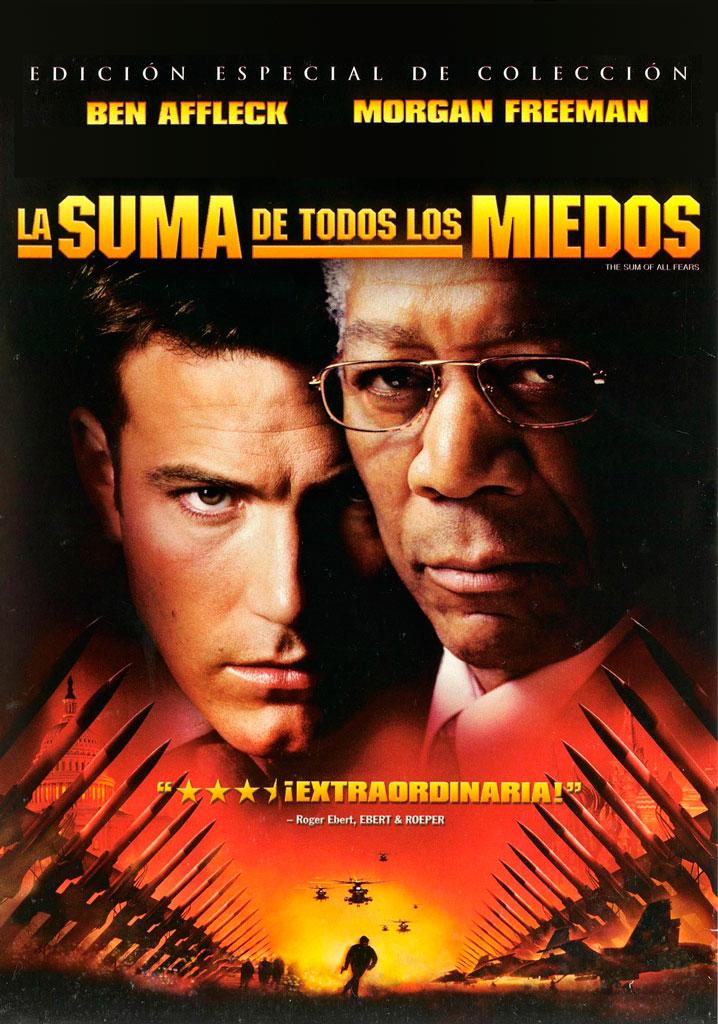 La suma de todos los miedos (2002) HD 1080p Latino