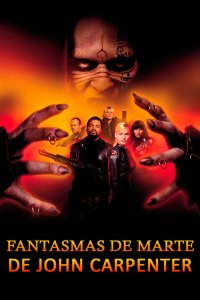 Fantasmas de Marte de John Carpenter