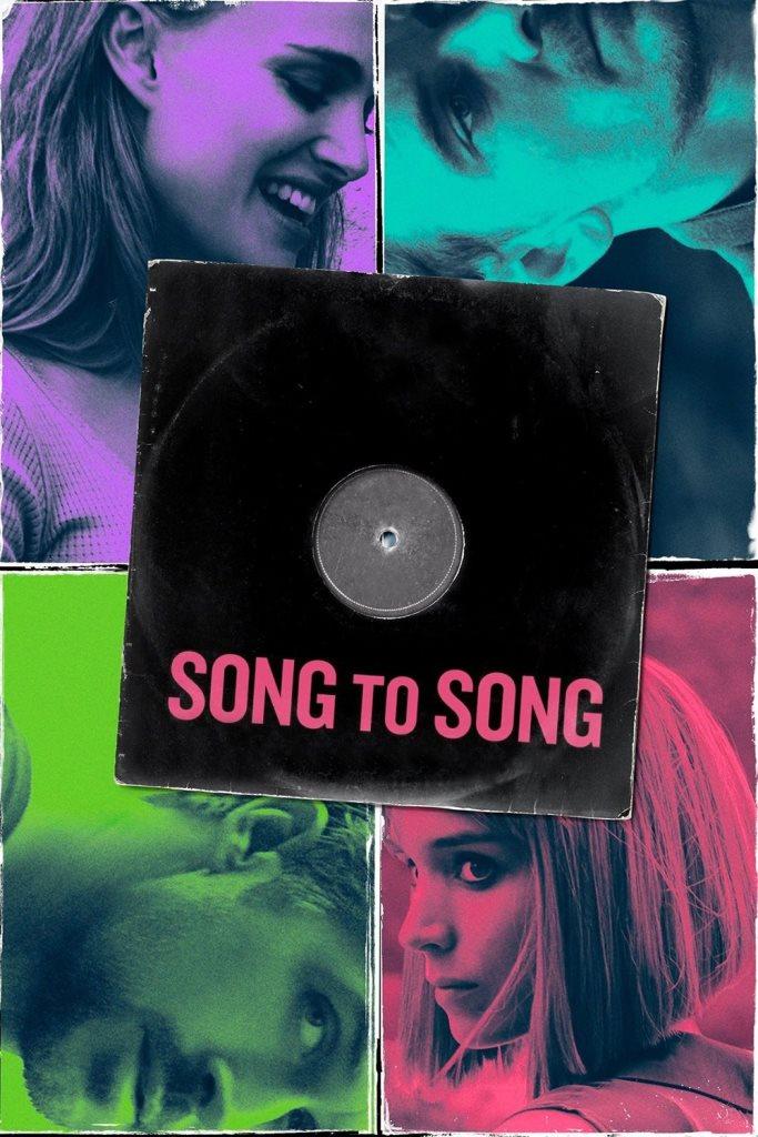 Song to Song (2017) HD 1080p Latino