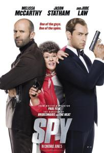 Spy: Una espía despistada (2015) HD 1080p Latino