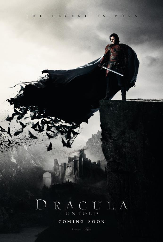Drácula: La leyenda jamás contada (2014) HD 1080p Latino