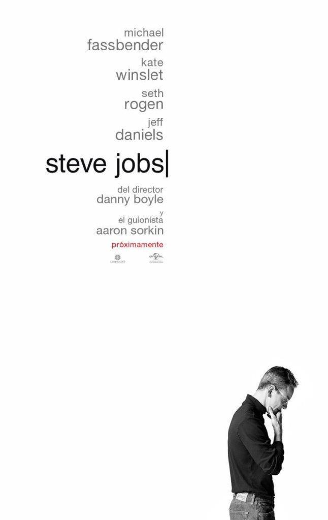 Steve Jobs (2015) HD 1080p Latino
