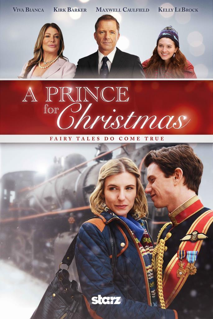 Un príncipe de Navidad (2017) HD 1080p Latino