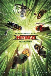 La LEGO Ninjago la película