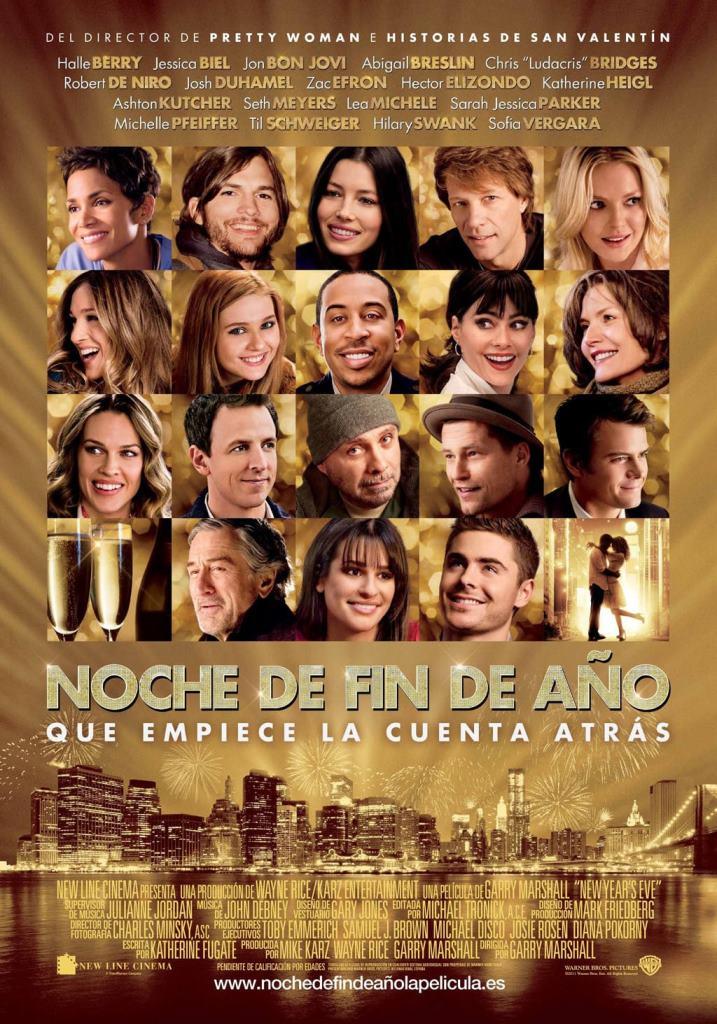 Noche de fin de año (2011) HD 1080p Latino