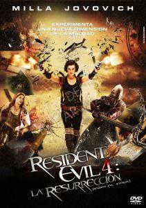 Resident Evil 4: La resurrección (2010) HD 1080p Latino