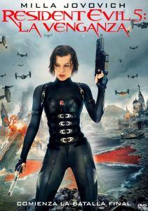 Resident Evil 5: La venganza (2012) HD 1080p Latino