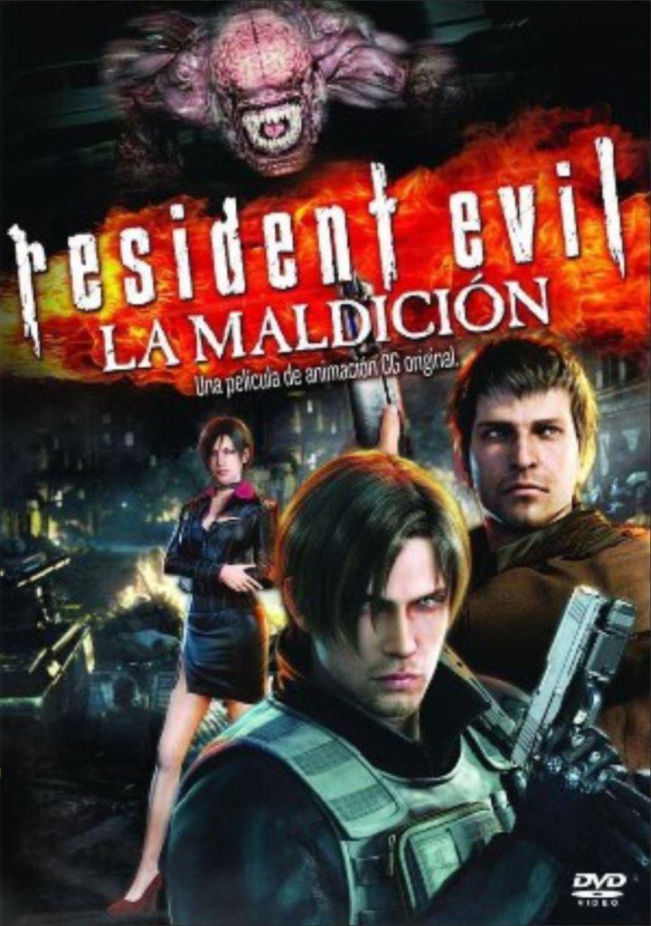 Resident Evil: La maldición (2012) HD 1080p Latino