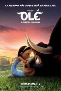 Olé el Viaje de Ferdinand