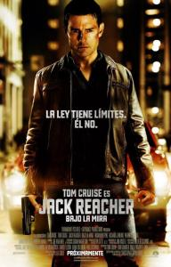 Jack Reacher: Bajo la mira (2012) HD 1080p Latino
