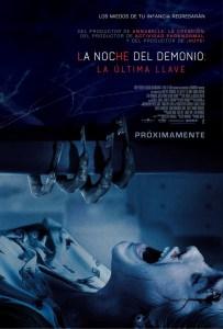 La noche del demonio: capítulo 4 (2018) HD 1080p Latino
