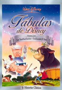 Fábulas de Disney volumen 5
