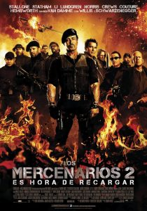 Los mercenarios 2 (2012) HD 1080p Latino