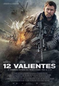 12 valientes (2018) HD 1080p Latino