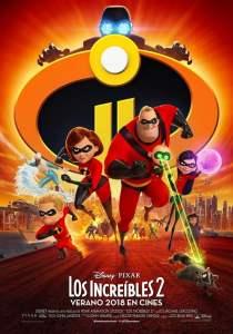 Los Increíbles 2 (2018) HD 1080p Latino