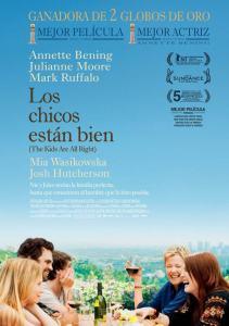 Los chicos están bien (2010) HD 1080p Latino