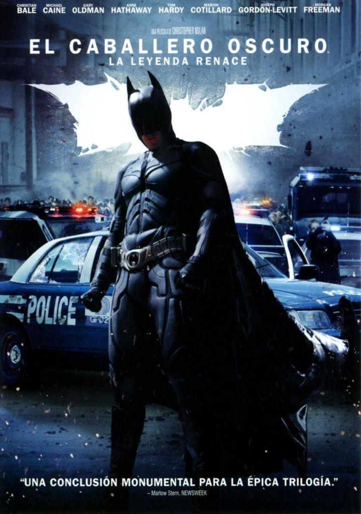 Batman el caballero oscuro: La leyenda renace (2012) HD 1080p Latino