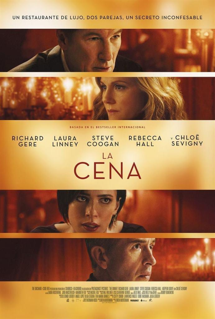 La cena (2017) HD 1080p Castellano