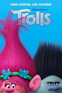 Trolls (2016) HD 1080p Latino