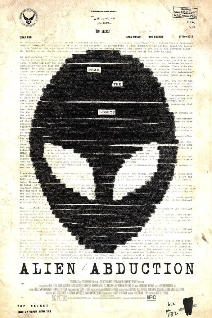 Alien Abduccion