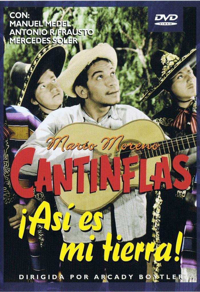Cantinflas Así es mi tierra