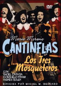 Cantinflas Los tres mosqueteros