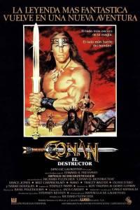 Conan, el destructor (1984) HD 1080p Latino
