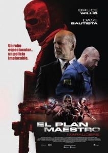 El plan maestro (2016) HD 1080p Latino
